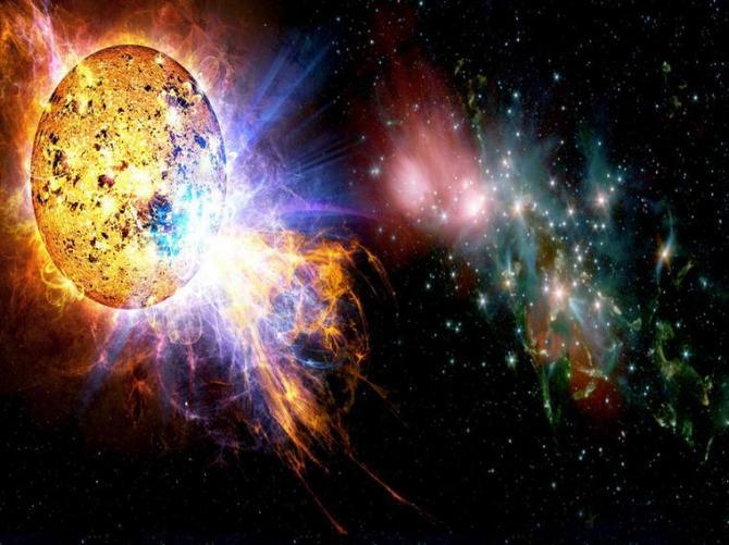 27 Supernova