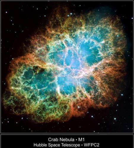 28 Crab Nebula