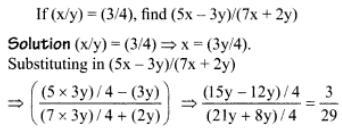 31a Componendo Dividendo Algebra