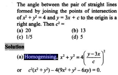 34a Homogenisation