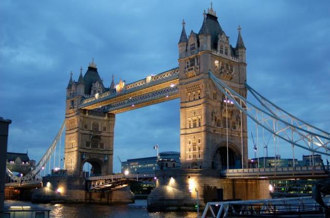 31n Is this bridge in London