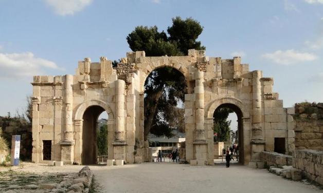 31q a gate in Jordan