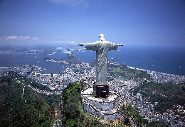 31s Christ in Brazil