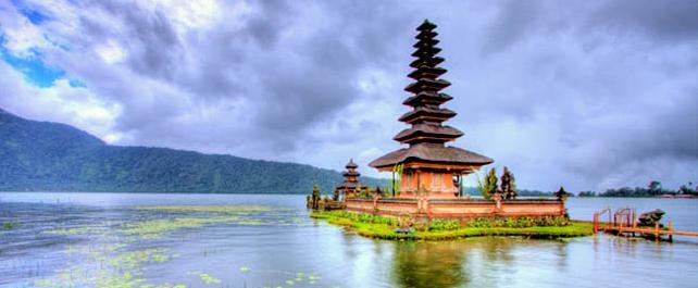 32o Bali Temple