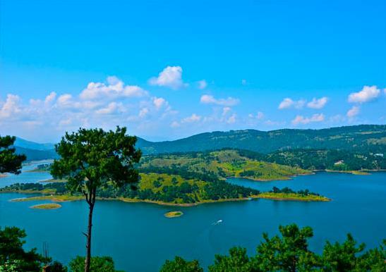 32p Umiam Lake Meghalaya