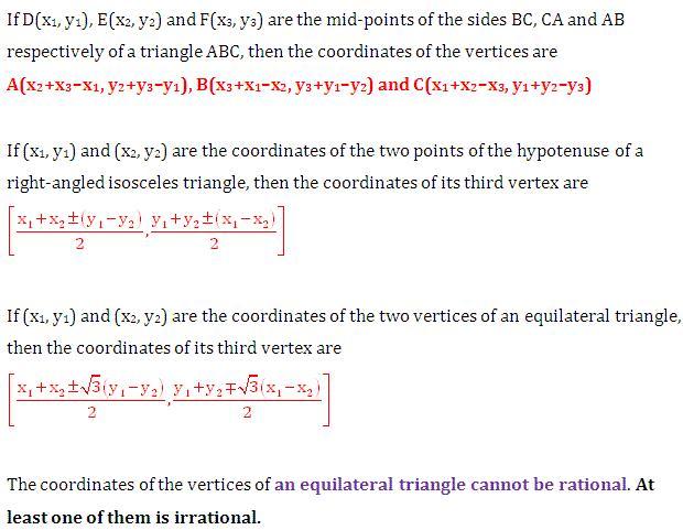 35c Just before exam Math theorems