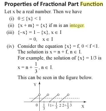 42a Properties of Fractional Part Function