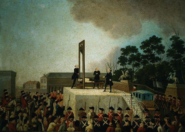 24 Antoine Lavoisier's execution