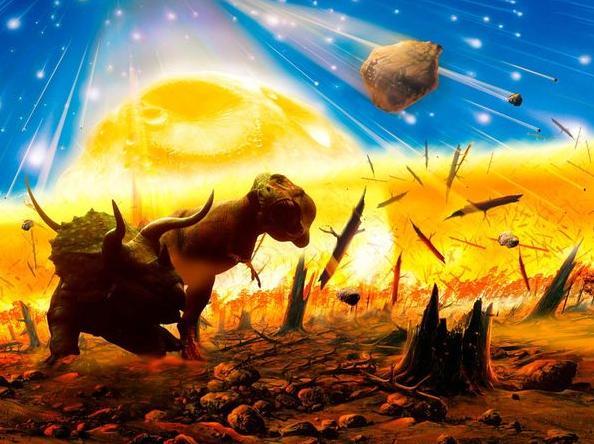 24 Dinosaurs extinction