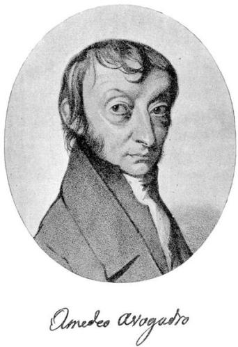 28 Amedeo Avogadro