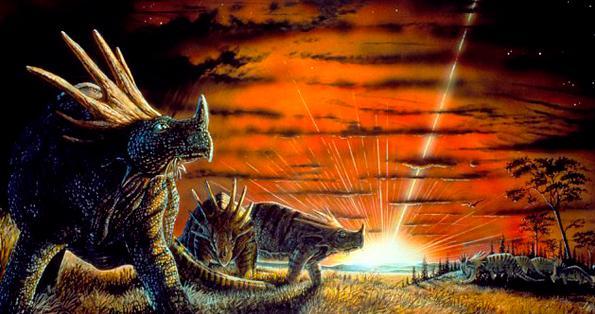 28 Dinosaurs extinction