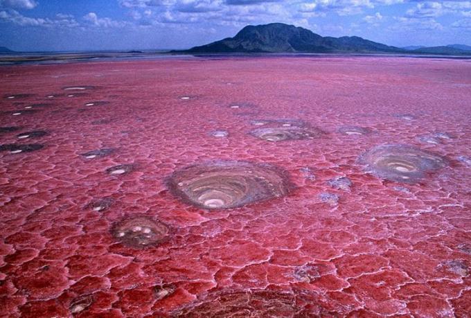 34a Red lake sea