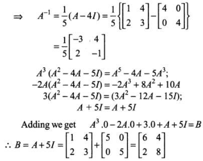 47d Cayle Hamilton Theorem