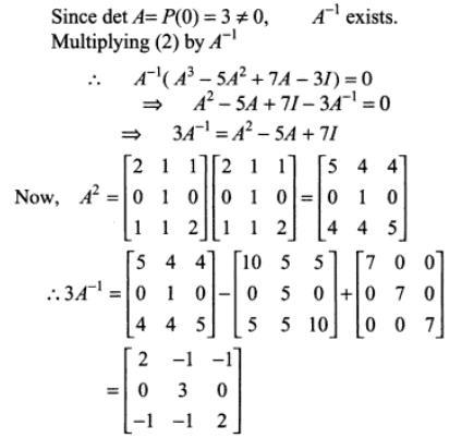 47g Cayle Hamilton Theorem