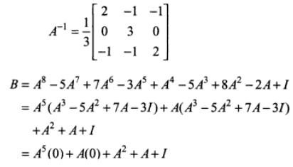 47h Cayle Hamilton Theorem