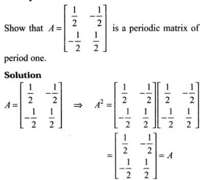 47s Periodic Matrix