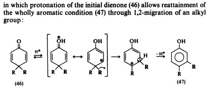 62d Retropinacol Rearrangement