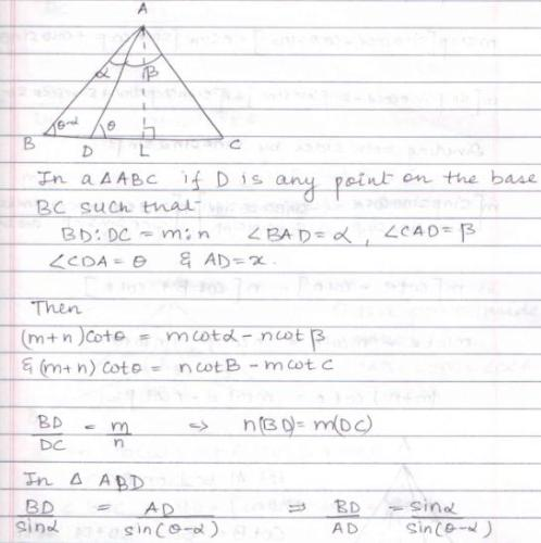 30a Geometry Theorems