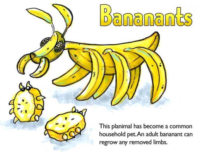 Bananants