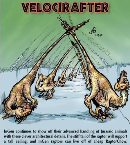 Velocirafter
