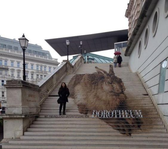 Vienna steps