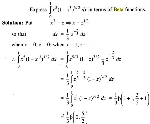 5 Beta Function