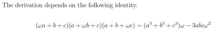 Cubic Equation 3 xcube+px+q=0 x^3+px+q=0