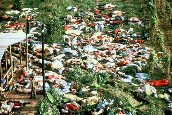 15 Mass suicide