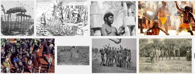2 Australian Aboriginal Mortuary Rites