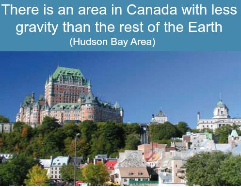 47 Hudson Bay Area less gravity