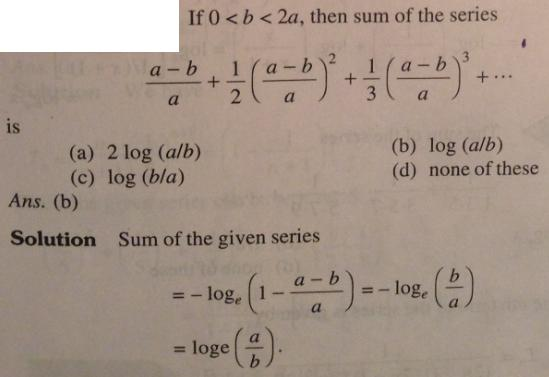 19 Series problems for IIT JEE SKMClasses Subhashish