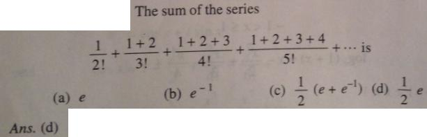 2 Series problems for IIT JEE SKMClasses Subhashish