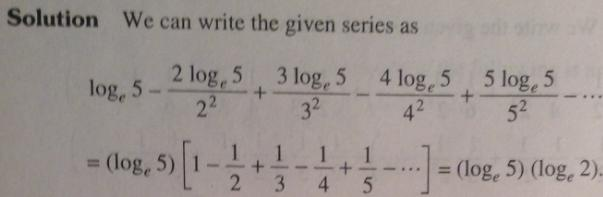 31 Series problems for IIT JEE SKMClasses Subhashish