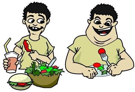 11 Children eating