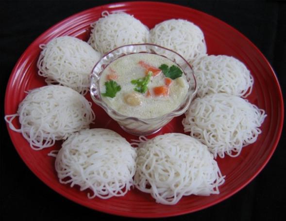 3 Idiyappam